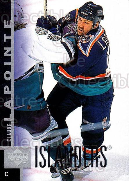 1997-98 Upper Deck #311 Claude Lapointe<br/>14 In Stock - $1.00 each - <a href=https://centericecollectibles.foxycart.com/cart?name=1997-98%20Upper%20Deck%20%23311%20Claude%20Lapointe...&quantity_max=14&price=$1.00&code=187801 class=foxycart> Buy it now! </a>