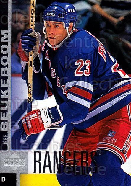 1997-98 Upper Deck #314 Jeff Beukeboom<br/>15 In Stock - $1.00 each - <a href=https://centericecollectibles.foxycart.com/cart?name=1997-98%20Upper%20Deck%20%23314%20Jeff%20Beukeboom...&quantity_max=15&price=$1.00&code=187804 class=foxycart> Buy it now! </a>
