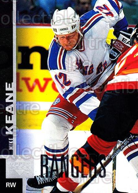 1997-98 Upper Deck #315 Mike Keane<br/>14 In Stock - $1.00 each - <a href=https://centericecollectibles.foxycart.com/cart?name=1997-98%20Upper%20Deck%20%23315%20Mike%20Keane...&quantity_max=14&price=$1.00&code=187805 class=foxycart> Buy it now! </a>