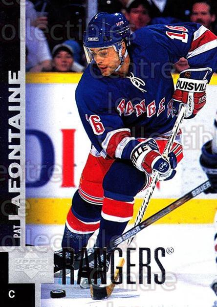 1997-98 Upper Deck #318 Pat LaFontaine<br/>13 In Stock - $1.00 each - <a href=https://centericecollectibles.foxycart.com/cart?name=1997-98%20Upper%20Deck%20%23318%20Pat%20LaFontaine...&quantity_max=13&price=$1.00&code=187808 class=foxycart> Buy it now! </a>