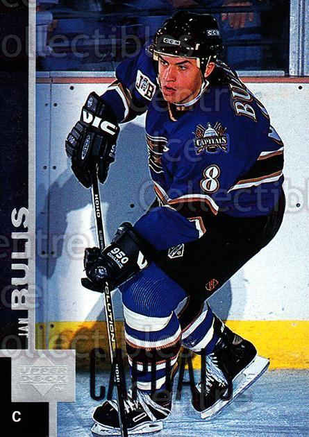 1997-98 Upper Deck #381 Jan Bulis<br/>13 In Stock - $1.00 each - <a href=https://centericecollectibles.foxycart.com/cart?name=1997-98%20Upper%20Deck%20%23381%20Jan%20Bulis...&quantity_max=13&price=$1.00&code=187875 class=foxycart> Buy it now! </a>