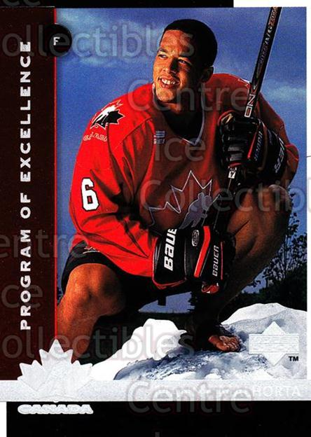 1997-98 Upper Deck #413 Manny Malhotra<br/>24 In Stock - $1.00 each - <a href=https://centericecollectibles.foxycart.com/cart?name=1997-98%20Upper%20Deck%20%23413%20Manny%20Malhotra...&quantity_max=24&price=$1.00&code=187909 class=foxycart> Buy it now! </a>