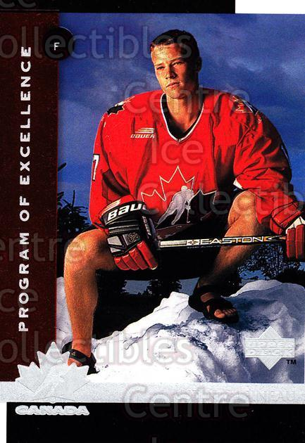 1997-98 Upper Deck #415 Justin Papineau<br/>26 In Stock - $1.00 each - <a href=https://centericecollectibles.foxycart.com/cart?name=1997-98%20Upper%20Deck%20%23415%20Justin%20Papineau...&quantity_max=26&price=$1.00&code=187911 class=foxycart> Buy it now! </a>