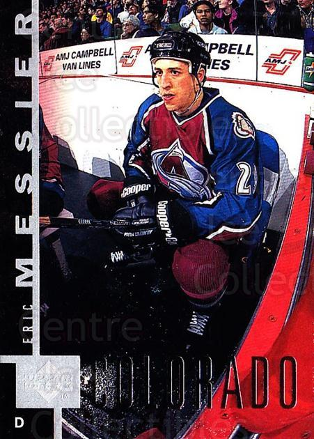 1997-98 Upper Deck #45 Eric Messier<br/>3 In Stock - $1.00 each - <a href=https://centericecollectibles.foxycart.com/cart?name=1997-98%20Upper%20Deck%20%2345%20Eric%20Messier...&quantity_max=3&price=$1.00&code=187918 class=foxycart> Buy it now! </a>