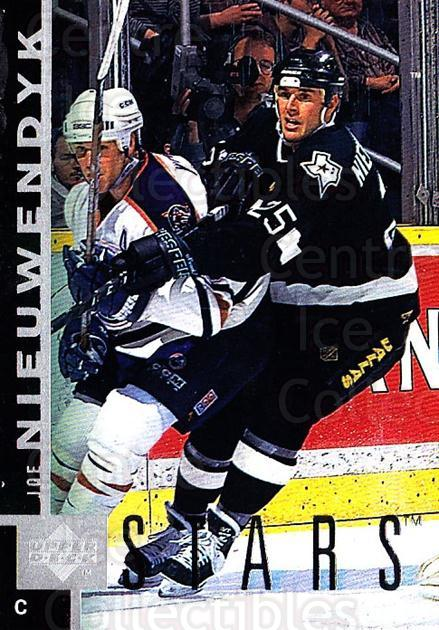 1997-98 Upper Deck #50 Joe Nieuwendyk<br/>5 In Stock - $1.00 each - <a href=https://centericecollectibles.foxycart.com/cart?name=1997-98%20Upper%20Deck%20%2350%20Joe%20Nieuwendyk...&quantity_max=5&price=$1.00&code=187924 class=foxycart> Buy it now! </a>