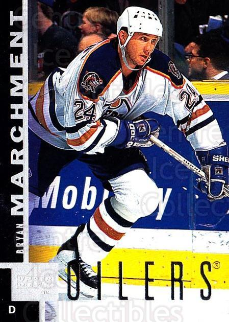 1997-98 Upper Deck #69 Bryan Marchment<br/>2 In Stock - $1.00 each - <a href=https://centericecollectibles.foxycart.com/cart?name=1997-98%20Upper%20Deck%20%2369%20Bryan%20Marchment...&quantity_max=2&price=$1.00&code=187943 class=foxycart> Buy it now! </a>