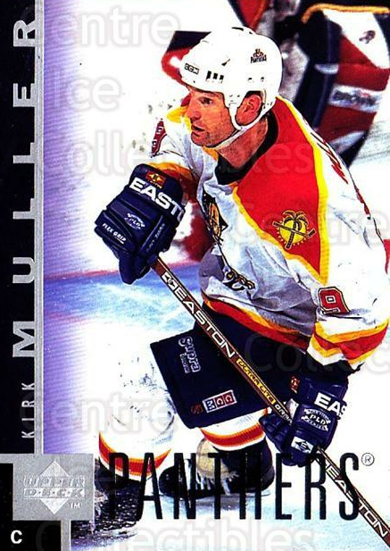 1997-98 Upper Deck #76 Kirk Muller<br/>5 In Stock - $1.00 each - <a href=https://centericecollectibles.foxycart.com/cart?name=1997-98%20Upper%20Deck%20%2376%20Kirk%20Muller...&quantity_max=5&price=$1.00&code=187951 class=foxycart> Buy it now! </a>