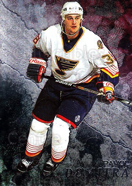 1998-99 Be A Player #126 Pavol Demitra<br/>1 In Stock - $1.00 each - <a href=https://centericecollectibles.foxycart.com/cart?name=1998-99%20Be%20A%20Player%20%23126%20Pavol%20Demitra...&quantity_max=1&price=$1.00&code=188006 class=foxycart> Buy it now! </a>