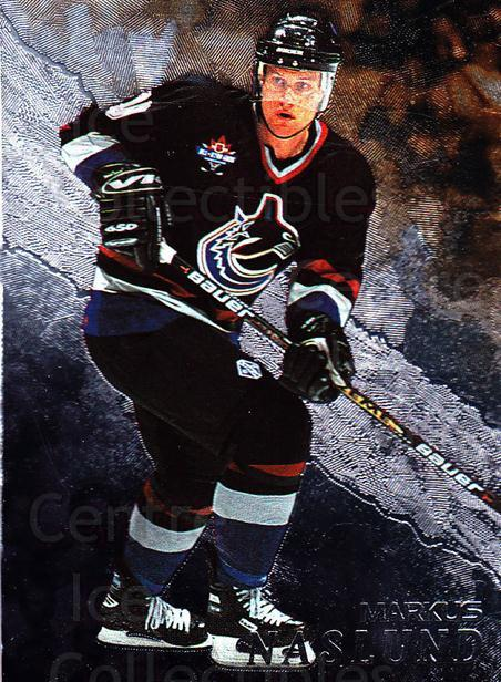 1998-99 Be A Player #140 Markus Naslund<br/>4 In Stock - $1.00 each - <a href=https://centericecollectibles.foxycart.com/cart?name=1998-99%20Be%20A%20Player%20%23140%20Markus%20Naslund...&quantity_max=4&price=$1.00&code=188022 class=foxycart> Buy it now! </a>