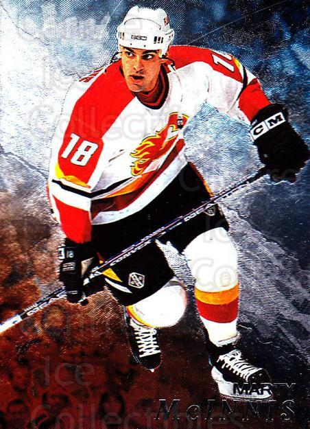 1998-99 Be A Player #19 Marty McInnis<br/>4 In Stock - $1.00 each - <a href=https://centericecollectibles.foxycart.com/cart?name=1998-99%20Be%20A%20Player%20%2319%20Marty%20McInnis...&quantity_max=4&price=$1.00&code=188072 class=foxycart> Buy it now! </a>
