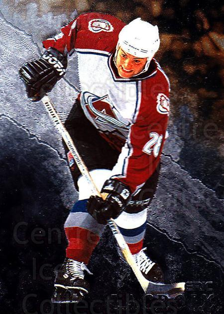 1998-99 Be A Player #38 Eric Lacroix<br/>2 In Stock - $1.00 each - <a href=https://centericecollectibles.foxycart.com/cart?name=1998-99%20Be%20A%20Player%20%2338%20Eric%20Lacroix...&quantity_max=2&price=$1.00&code=188187 class=foxycart> Buy it now! </a>