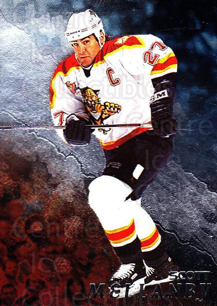 1998-99 Be A Player #58 Scott Mellanby<br/>3 In Stock - $1.00 each - <a href=https://centericecollectibles.foxycart.com/cart?name=1998-99%20Be%20A%20Player%20%2358%20Scott%20Mellanby...&quantity_max=3&price=$1.00&code=188206 class=foxycart> Buy it now! </a>