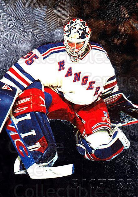 1998-99 Be A Player #89 Mike Richter<br/>1 In Stock - $1.00 each - <a href=https://centericecollectibles.foxycart.com/cart?name=1998-99%20Be%20A%20Player%20%2389%20Mike%20Richter...&quantity_max=1&price=$1.00&code=188239 class=foxycart> Buy it now! </a>