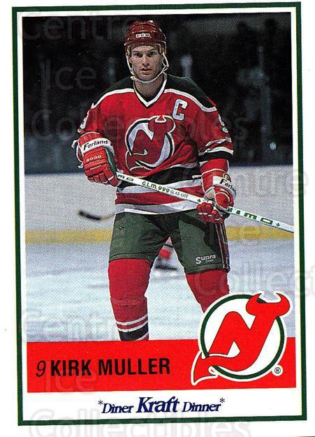1990-91 Kraft #37 Kirk Muller<br/>5 In Stock - $2.00 each - <a href=https://centericecollectibles.foxycart.com/cart?name=1990-91%20Kraft%20%2337%20Kirk%20Muller...&quantity_max=5&price=$2.00&code=18869 class=foxycart> Buy it now! </a>