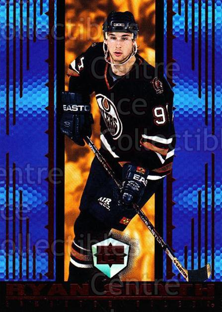 1998-99 Dynagon Ice Red #76 Ryan Smyth<br/>1 In Stock - $3.00 each - <a href=https://centericecollectibles.foxycart.com/cart?name=1998-99%20Dynagon%20Ice%20Red%20%2376%20Ryan%20Smyth...&quantity_max=1&price=$3.00&code=188796 class=foxycart> Buy it now! </a>