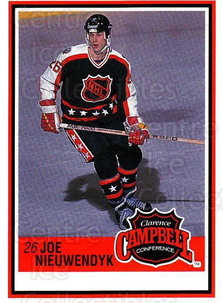 1990-91 Kraft #74 Joe Nieuwendyk<br/>7 In Stock - $2.00 each - <a href=https://centericecollectibles.foxycart.com/cart?name=1990-91%20Kraft%20%2374%20Joe%20Nieuwendyk...&quantity_max=7&price=$2.00&code=18895 class=foxycart> Buy it now! </a>