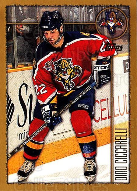 1998-99 Topps #119 Dino Ciccarelli<br/>5 In Stock - $1.00 each - <a href=https://centericecollectibles.foxycart.com/cart?name=1998-99%20Topps%20%23119%20Dino%20Ciccarelli...&quantity_max=5&price=$1.00&code=189422 class=foxycart> Buy it now! </a>
