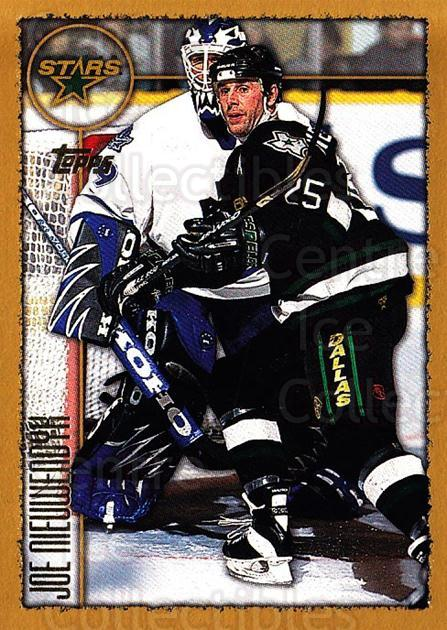 1998-99 Topps #161 Joe Nieuwendyk<br/>4 In Stock - $1.00 each - <a href=https://centericecollectibles.foxycart.com/cart?name=1998-99%20Topps%20%23161%20Joe%20Nieuwendyk...&quantity_max=4&price=$1.00&code=189469 class=foxycart> Buy it now! </a>