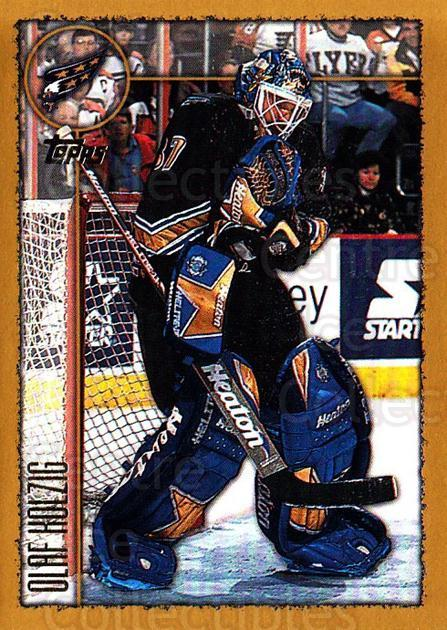 1998-99 Topps #193 Olaf Kolzig<br/>6 In Stock - $1.00 each - <a href=https://centericecollectibles.foxycart.com/cart?name=1998-99%20Topps%20%23193%20Olaf%20Kolzig...&quantity_max=6&price=$1.00&code=189502 class=foxycart> Buy it now! </a>