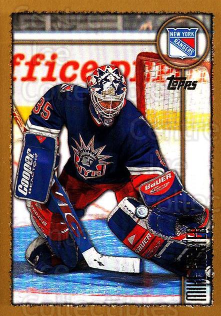 1998-99 Topps #200 Mike Richter<br/>6 In Stock - $1.00 each - <a href=https://centericecollectibles.foxycart.com/cart?name=1998-99%20Topps%20%23200%20Mike%20Richter...&quantity_max=6&price=$1.00&code=189511 class=foxycart> Buy it now! </a>