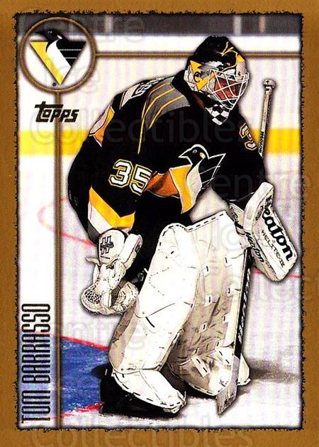 1998-99 Topps #209 Tom Barrasso<br/>3 In Stock - $1.00 each - <a href=https://centericecollectibles.foxycart.com/cart?name=1998-99%20Topps%20%23209%20Tom%20Barrasso...&price=$1.00&code=189520 class=foxycart> Buy it now! </a>