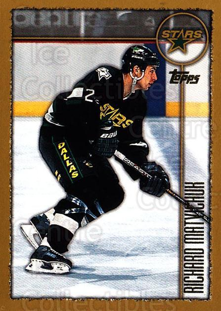 1998-99 Topps #210 Richard Matvichuk<br/>6 In Stock - $1.00 each - <a href=https://centericecollectibles.foxycart.com/cart?name=1998-99%20Topps%20%23210%20Richard%20Matvich...&quantity_max=6&price=$1.00&code=189522 class=foxycart> Buy it now! </a>