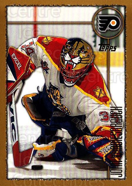 1998-99 Topps #215 John Vanbiesbrouck<br/>4 In Stock - $1.00 each - <a href=https://centericecollectibles.foxycart.com/cart?name=1998-99%20Topps%20%23215%20John%20Vanbiesbro...&quantity_max=4&price=$1.00&code=189527 class=foxycart> Buy it now! </a>