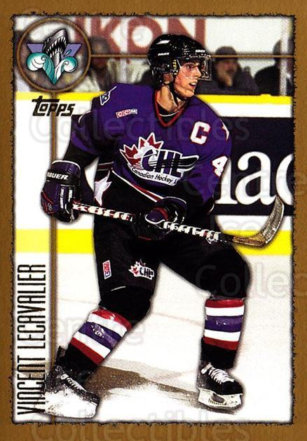1998-99 Topps #224 Vincent Lecavalier<br/>3 In Stock - $1.00 each - <a href=https://centericecollectibles.foxycart.com/cart?name=1998-99%20Topps%20%23224%20Vincent%20Lecaval...&quantity_max=3&price=$1.00&code=189536 class=foxycart> Buy it now! </a>