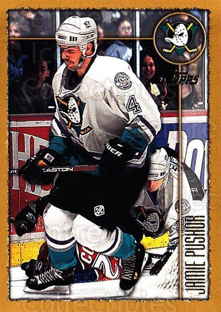 1998-99 Topps #51 Jamie Pushor<br/>5 In Stock - $1.00 each - <a href=https://centericecollectibles.foxycart.com/cart?name=1998-99%20Topps%20%2351%20Jamie%20Pushor...&quantity_max=5&price=$1.00&code=189580 class=foxycart> Buy it now! </a>