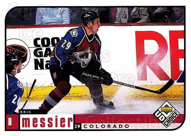 1998-99 UD Choice #53 Eric Messier<br/>5 In Stock - $1.00 each - <a href=https://centericecollectibles.foxycart.com/cart?name=1998-99%20UD%20Choice%20%2353%20Eric%20Messier...&quantity_max=5&price=$1.00&code=189873 class=foxycart> Buy it now! </a>