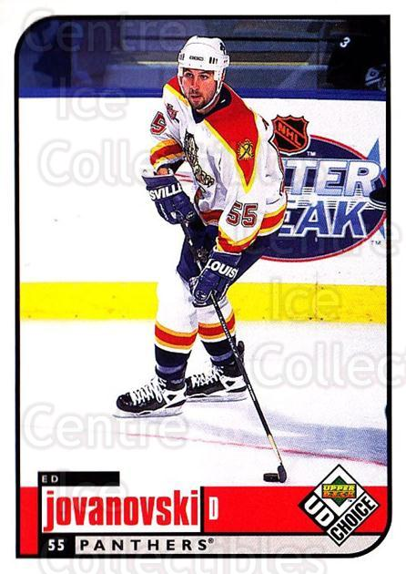 1998-99 UD Choice #91 Ed Jovanovski<br/>6 In Stock - $1.00 each - <a href=https://centericecollectibles.foxycart.com/cart?name=1998-99%20UD%20Choice%20%2391%20Ed%20Jovanovski...&quantity_max=6&price=$1.00&code=189913 class=foxycart> Buy it now! </a>