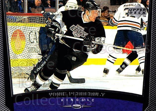 1998-99 Upper Deck #105 Yanic Perreault<br/>13 In Stock - $1.00 each - <a href=https://centericecollectibles.foxycart.com/cart?name=1998-99%20Upper%20Deck%20%23105%20Yanic%20Perreault...&quantity_max=13&price=$1.00&code=189927 class=foxycart> Buy it now! </a>