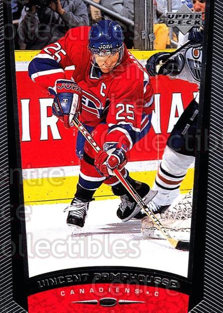 1998-99 Upper Deck #110 Vincent Damphousse<br/>13 In Stock - $1.00 each - <a href=https://centericecollectibles.foxycart.com/cart?name=1998-99%20Upper%20Deck%20%23110%20Vincent%20Damphou...&quantity_max=13&price=$1.00&code=189932 class=foxycart> Buy it now! </a>