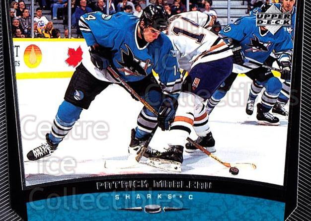 1998-99 Upper Deck #171 Patrick Marleau<br/>13 In Stock - $1.00 each - <a href=https://centericecollectibles.foxycart.com/cart?name=1998-99%20Upper%20Deck%20%23171%20Patrick%20Marleau...&quantity_max=13&price=$1.00&code=189998 class=foxycart> Buy it now! </a>