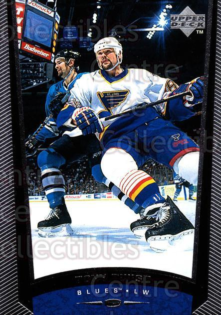 1998-99 Upper Deck #177 Tony Twist<br/>13 In Stock - $1.00 each - <a href=https://centericecollectibles.foxycart.com/cart?name=1998-99%20Upper%20Deck%20%23177%20Tony%20Twist...&quantity_max=13&price=$1.00&code=190004 class=foxycart> Buy it now! </a>
