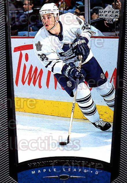 1998-99 Upper Deck #190 Yannick Tremblay<br/>11 In Stock - $1.00 each - <a href=https://centericecollectibles.foxycart.com/cart?name=1998-99%20Upper%20Deck%20%23190%20Yannick%20Trembla...&quantity_max=11&price=$1.00&code=190019 class=foxycart> Buy it now! </a>