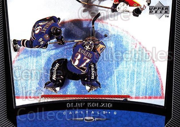 1998-99 Upper Deck #205 Olaf Kolzig<br/>14 In Stock - $1.00 each - <a href=https://centericecollectibles.foxycart.com/cart?name=1998-99%20Upper%20Deck%20%23205%20Olaf%20Kolzig...&quantity_max=14&price=$1.00&code=190036 class=foxycart> Buy it now! </a>