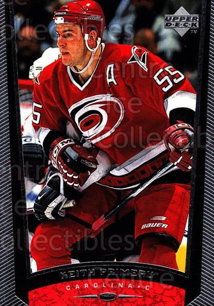 1998-99 Upper Deck #237 Keith Primeau<br/>14 In Stock - $1.00 each - <a href=https://centericecollectibles.foxycart.com/cart?name=1998-99%20Upper%20Deck%20%23237%20Keith%20Primeau...&quantity_max=14&price=$1.00&code=190071 class=foxycart> Buy it now! </a>