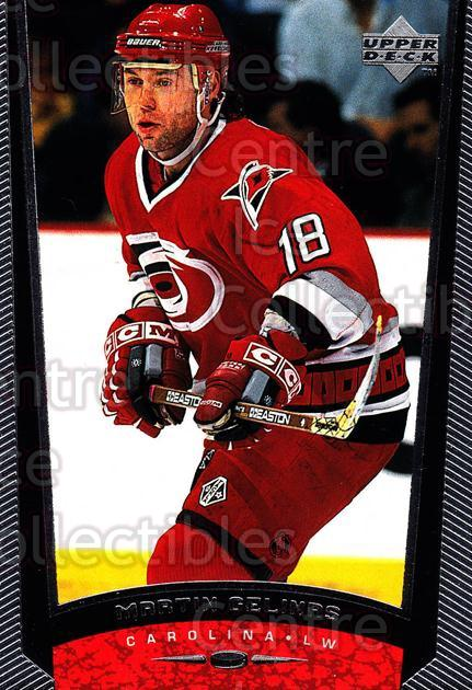 1998-99 Upper Deck #238 Martin Gelinas<br/>14 In Stock - $1.00 each - <a href=https://centericecollectibles.foxycart.com/cart?name=1998-99%20Upper%20Deck%20%23238%20Martin%20Gelinas...&quantity_max=14&price=$1.00&code=190072 class=foxycart> Buy it now! </a>