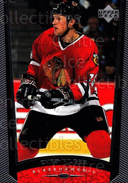 1998-99 Upper Deck #244 Chad Kilger<br/>13 In Stock - $1.00 each - <a href=https://centericecollectibles.foxycart.com/cart?name=1998-99%20Upper%20Deck%20%23244%20Chad%20Kilger...&quantity_max=13&price=$1.00&code=190079 class=foxycart> Buy it now! </a>