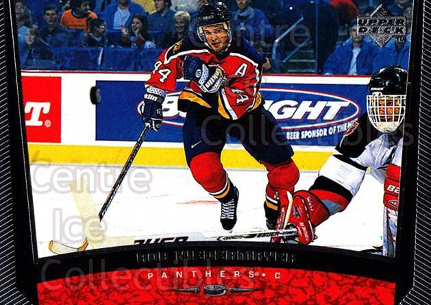 1998-99 Upper Deck #277 Rob Niedermayer<br/>14 In Stock - $1.00 each - <a href=https://centericecollectibles.foxycart.com/cart?name=1998-99%20Upper%20Deck%20%23277%20Rob%20Niedermayer...&quantity_max=14&price=$1.00&code=190114 class=foxycart> Buy it now! </a>