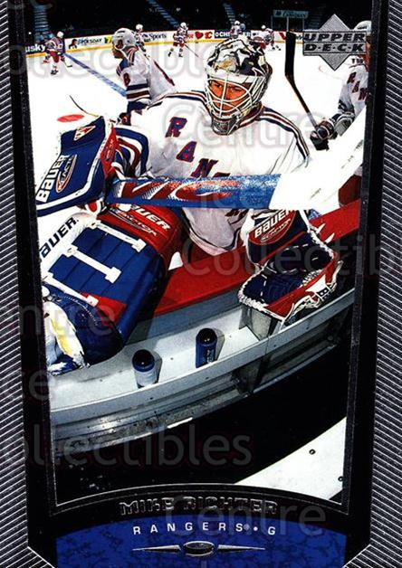 1998-99 Upper Deck #324 Mike Richter<br/>14 In Stock - $1.00 each - <a href=https://centericecollectibles.foxycart.com/cart?name=1998-99%20Upper%20Deck%20%23324%20Mike%20Richter...&quantity_max=14&price=$1.00&code=190166 class=foxycart> Buy it now! </a>