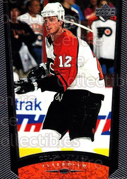 1998-99 Upper Deck #335 Colin Forbes<br/>11 In Stock - $1.00 each - <a href=https://centericecollectibles.foxycart.com/cart?name=1998-99%20Upper%20Deck%20%23335%20Colin%20Forbes...&quantity_max=11&price=$1.00&code=190178 class=foxycart> Buy it now! </a>