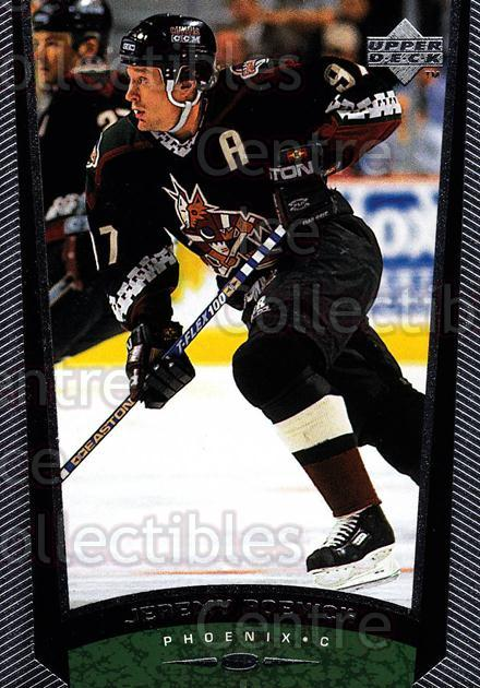 1998-99 Upper Deck #339 Jeremy Roenick<br/>14 In Stock - $1.00 each - <a href=https://centericecollectibles.foxycart.com/cart?name=1998-99%20Upper%20Deck%20%23339%20Jeremy%20Roenick...&quantity_max=14&price=$1.00&code=190182 class=foxycart> Buy it now! </a>