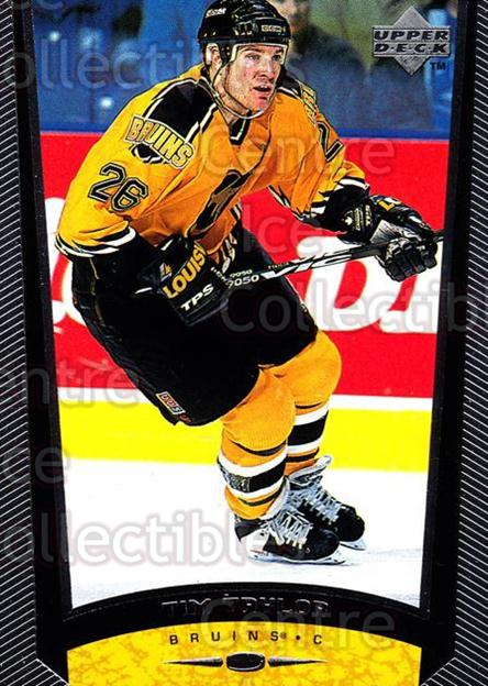 1998-99 Upper Deck #37 Tim Taylor<br/>13 In Stock - $1.00 each - <a href=https://centericecollectibles.foxycart.com/cart?name=1998-99%20Upper%20Deck%20%2337%20Tim%20Taylor...&quantity_max=13&price=$1.00&code=190215 class=foxycart> Buy it now! </a>