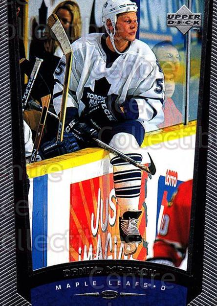 1998-99 Upper Deck #372 Danny Markov<br/>9 In Stock - $1.00 each - <a href=https://centericecollectibles.foxycart.com/cart?name=1998-99%20Upper%20Deck%20%23372%20Danny%20Markov...&quantity_max=9&price=$1.00&code=190218 class=foxycart> Buy it now! </a>