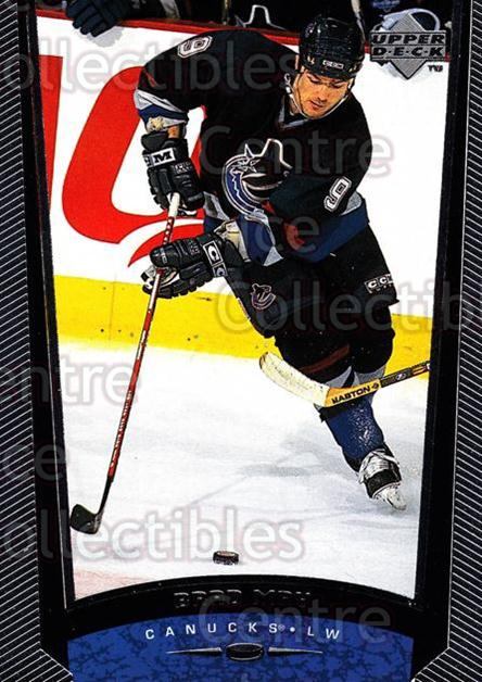 1998-99 Upper Deck #380 Brad May<br/>14 In Stock - $1.00 each - <a href=https://centericecollectibles.foxycart.com/cart?name=1998-99%20Upper%20Deck%20%23380%20Brad%20May...&quantity_max=14&price=$1.00&code=190227 class=foxycart> Buy it now! </a>