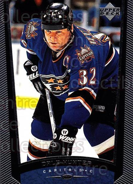 1998-99 Upper Deck #383 Dale Hunter<br/>14 In Stock - $1.00 each - <a href=https://centericecollectibles.foxycart.com/cart?name=1998-99%20Upper%20Deck%20%23383%20Dale%20Hunter...&quantity_max=14&price=$1.00&code=190230 class=foxycart> Buy it now! </a>