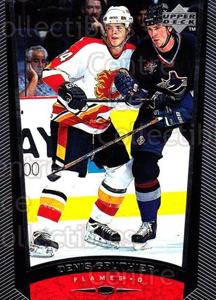1998-99 Upper Deck #50 Denis Gauthier<br/>14 In Stock - $1.00 each - <a href=https://centericecollectibles.foxycart.com/cart?name=1998-99%20Upper%20Deck%20%2350%20Denis%20Gauthier...&quantity_max=14&price=$1.00&code=190274 class=foxycart> Buy it now! </a>