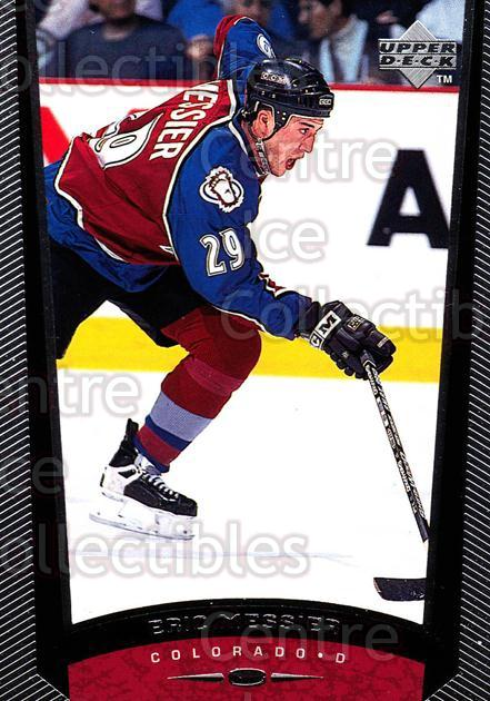 1998-99 Upper Deck #70 Eric Messier<br/>14 In Stock - $1.00 each - <a href=https://centericecollectibles.foxycart.com/cart?name=1998-99%20Upper%20Deck%20%2370%20Eric%20Messier...&quantity_max=14&price=$1.00&code=190295 class=foxycart> Buy it now! </a>